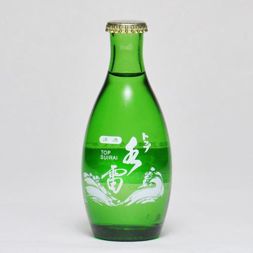 上撰 トップ水雷 180ml 銚子瓶 日本酒 鳥取 地酒