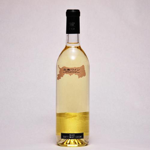 北条ワイン 白 鳥取県地図ラベル 720ml 鳥取 ワイン ギフト お歳暮 父の日 お中元
