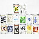 鳥取県の日本酒ワンカップ飲み比べセット180ml×14本14種類地酒きき酒土産お酒