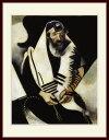 シャガール・「Rabbi-No.-2」
