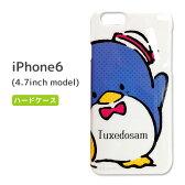 タキシードサム・iPhone6s/6/4.7インチモデル対応シェルジャケット・SAN-378a