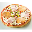 なんと糖質2.9g/100g!!植物由来のファイバー利用で低糖質でも美味しいピザができました♪