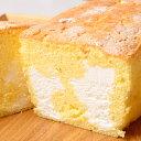 ケーキ シフォン 北海道 シフォンケーキ ミルクホイップ 1本(約400g) 冷凍 スイーツ