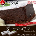 クーベルチュールチョコレート ガトーショコラ