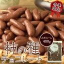 チョコレート 柿の種 ギフト 送料無料 柿の種チョコレート 大容量 400g おやつ お菓子