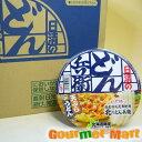 日清食品 北のどん兵衛 天ぷらうどん(北海道限定)×12個入 ご当地B級グルメのカップ麺 をお取り寄せ