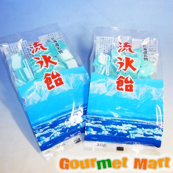 【DM便限定/送料込】北海道限定 流氷飴2個セットの商品画像