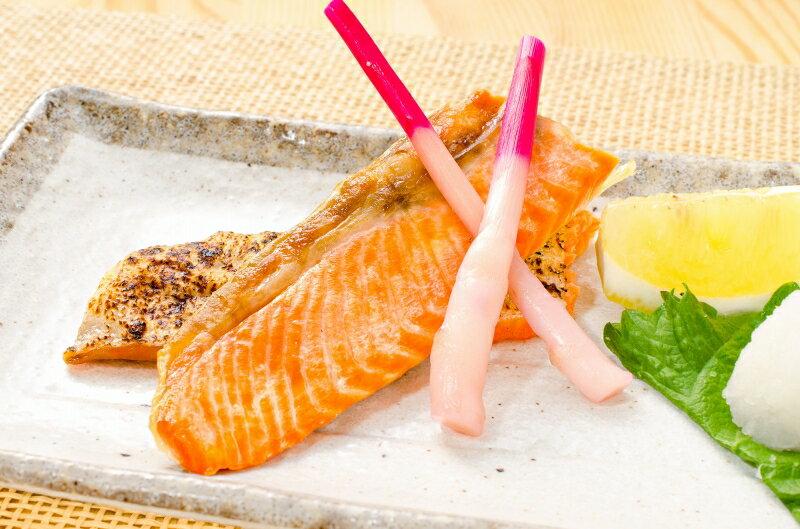 紅鮭ハラス 塩紅鮭ハラス 500g 天然 甘口...の紹介画像3