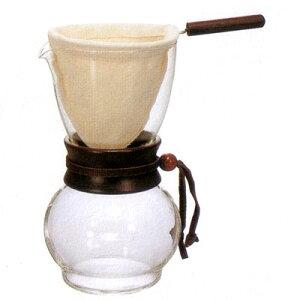 ドリップポット・ウッドネックセット コーヒー