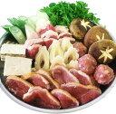 鴨なべ三昧セット(鴨ロース 鴨モモ 鴨つくねで1.1kg以上) 合鴨の旨味を丸ごと堪能の鴨鍋セット【冷凍】