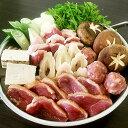 鴨なべ三昧セット(鴨ロース・鴨モモ・鴨ミンチで1kg以上)◆合鴨の旨味を丸ごと堪能【