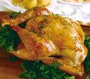 オーブンで焼くだけでローストターキー!【味付けベビーターキー(フランス・ブルターニュ産)】 焼き上がりがわかるポップタイマー・焼き方説明書付いてます(冷凍)