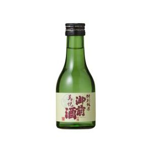 御前酒 特別純米 萬悦(まんえつ)180ml【日...の商品画像