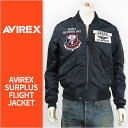 AVIREX アビレックス L-2 USAFA パッチ AVIREX L-2 U.S.A.F.A. PATCHED 6172111-86 【フライトジャケット・...