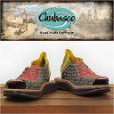 【送料無料】Chubasco チュバスコ サンダル アズテック Chubasco Sandals AZTEC Hand made in Mexico 36662-75【smtb-tk】