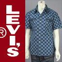 【送料無料】リーバイス・ビンテージクロージング : ロデオチェック・カスタマイズドシャツ / ポプリン ( LEVI'S VINTAGE CLOTHING 62707-0001 )