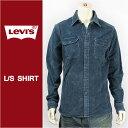 【国内正規品】Levi's リーバイス 長袖 ワーカーシャツ ストレッチコーデュロイ Levi's Shirt 19573-0037 【ワークシャツ・送料無料】