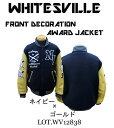 """WHITESVILLE ホワイツビル""""BASEBALL"""" WV12838-128-13AW2013年モデル"""