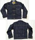 WareHouse ARCHIVES Lee×WAREHOUSE LINED-COWBOY JACKETノンウォッシュ(未洗い)サンフォライズ加工デニム 洗濯後の縮みは肩幅1cm程度・胸囲1周2〜3cm(1〜1.5cm)程度・着丈2〓程度・袖丈1.5〓程度ですLee×Wh-LIN-CowJK-2012-OR