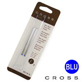 CROSS クロスTECH3・TECH3+・TECH4・COMPACT用ボールペン 替え芯 リフィールインク色:ブルー(青) 8518-6【DM(メール)便OK】【P01Jul16 】