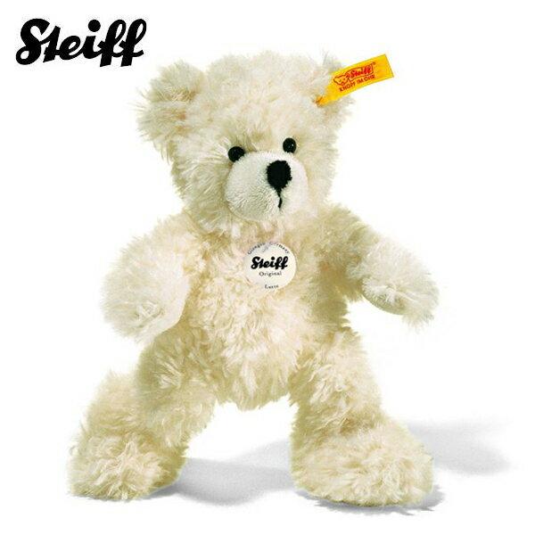 シュタイフ Steiff ロッテ テディベア ホワイト LOTTE Teddy bear 111310 【熨斗不可】