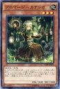 アロマージ-カナンガ ノーマル CORE-JP035 地属性 レベル3【遊戯王カード】