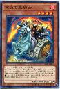遊戯王 業火の重騎士 ノーマル SR09-JP007 炎属性 レベル4