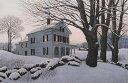 キャロル・コレット 「Dawn's Early Light」Collette 手彩色銅版画選べる新品額付 国内 送料無料