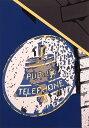 鈴木英人「PUBLIC TELEPHONE」1985年 リトグラフ 額付版画作品国内 送料無料