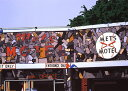 鈴木英人「METS MOTEL」1987年 リトグラフ 額付版画作品国内 送料無料