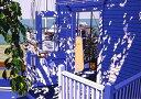 鈴木英人「FISHERMAN'S TABLE II」(ノーマルエディション)1991年 リトグラフ 額付版画作品国内 送料無料