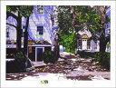 鈴木英人「PROVINCETOWN HOUSES 」(スペシャルエディション)1991年国内 送料無料