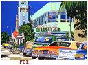 鈴木英人「アメリカン ジュエリー」 -AMERICAN JEWELRY Vintage Edition-1993年 シルクスクリーン 額付版画作品国内 送料無料