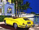 鈴木英人「バリアス ドリームス」 -VARIOUS DREAMS-1993年 シルクスクリーン 額付版画作品 国内送料無料