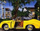 鈴木英人「美しき君と」-BY THE BEAUTIFUL YOU- 1997年 シルクスクリーン 額付版画作品 国内送料無料