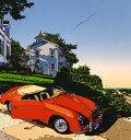 鈴木英人「きみの季節」-YOUR SEASON- 1998年 シルクスクリーン 額付版画作品 国内送料無料