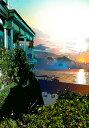 鈴木英人「ウィニペグ サンセット イメージ」-WINNIPEG SUNSET IMAGE- 2001年 EMグラフ 額付版画作品 国内送料無料
