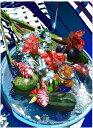 鈴木英人「トロピカルな静物」-TROPICAL BOUNTY- 2005年 EMグラフ 額付版画作品 国内 送料無料