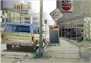 鈴木英人「ダウンタウン物語」-DOWNTOWN STORY- 2006年 EMグラフ 額付版画作品 国内 送料無料