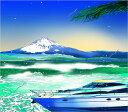 鈴木英人「グッドモーニング湘南」-GOOD MORNING SHONAN- 2007年 EMグラフ 額付版画作品 国内 送料無料