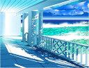 鈴木英人「あの白い夏」-ULTIMATE SUMMER- 2007年 EMグラフ 額付版画作品 国内 送料無料