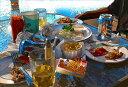 鈴木英人「昼下がりの宴」 2009年 EMグラフ 額付版画作品 国内 送料無料