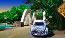 鈴木英人「ナローブリッジ」-A BRIDGE TO SOMEWHERE- 2010年 EMグラフ 額付版画作品 国内 送料無料