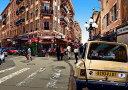 鈴木英人「ニースの街角」 -LIFE IN MOTION- 2011年 EMグラフ 額付版画作品 国内 送料無料