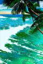 最新作 鈴木英人「いつか海に帰る日」 2016年 EMグラフ 額付版画作品国内 送料無料