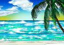 鈴木英人「海の素顔に惹かれて」 2017年 EMグラフ 額付版画作品国内 送料無料