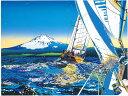 鈴木英人「湘南に生きる2」 2005年 EMグラフ 額付版画作品 国内 送料無料