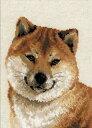 RIOLIS 《柴犬》 クロスステッチ刺繍キット リオリス【05P22Nov13】