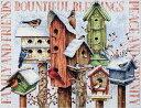 小鳥のクロスステッチ 刺繍キット Dimensions ウィンターハウジング Winter Housing