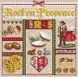 フランスのクロスステッチ 刺繍図案 プロヴァンスのクリスマス Noël en Provence マダム ラ フェ Madame La Fee 【05P01Oct16】